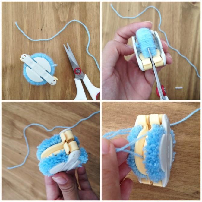 pompom maker 2 como fazer pompom