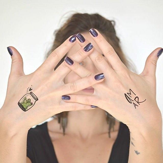 tattoo amanda