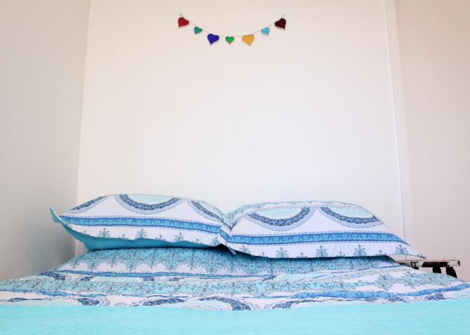 cama frente
