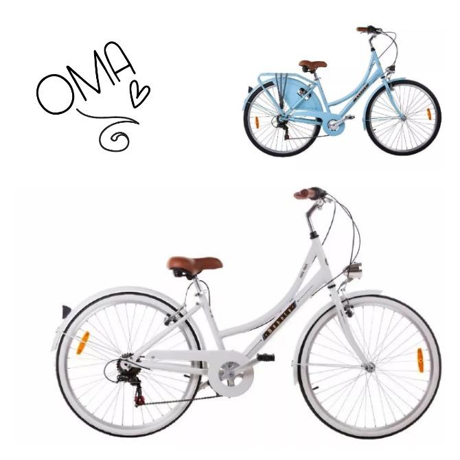 oma bicicleta retro