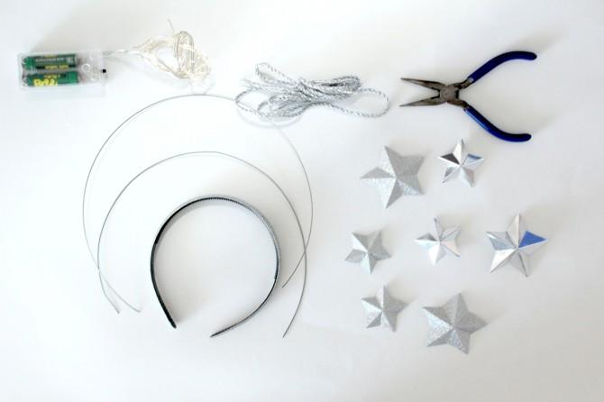 materiais arco